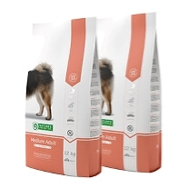 2 x Natures Protection Medium Adult 12.kg.
